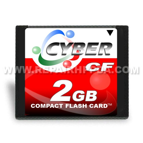 2GB Compact Flash Memory Card