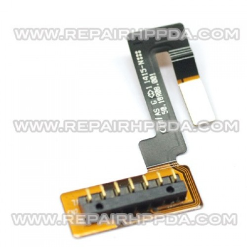 Battery Connector with Flex Cable Replacement for Symbol TC75