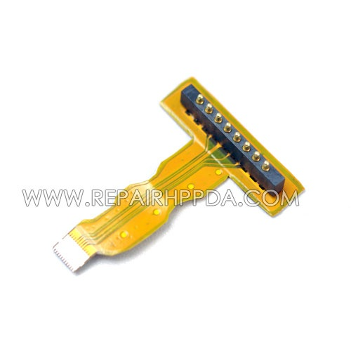 Battery Connector with Flex Cable Replacement for Symbol WT41N0 VOW