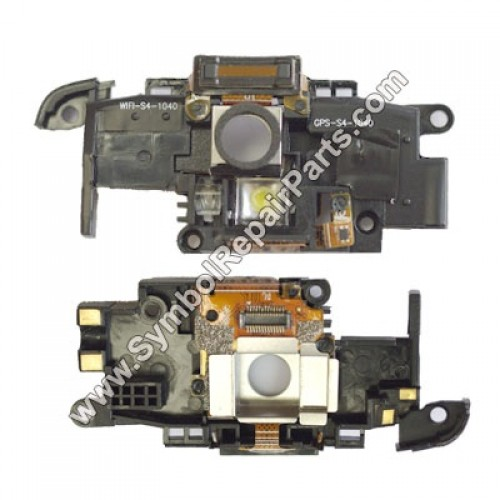 Camera Holder with Flash Light Replacement for Motorola ES400