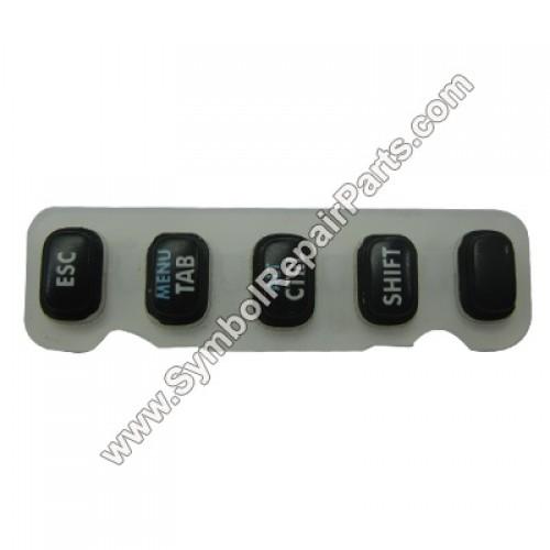 Function Keys Keypad Replacement for Motorola Symbol WT4000, WT4070, WT4090