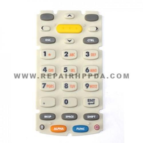 Keypad (28 Keys) Replacement for Motorola Symbol MC3090-Z RFID