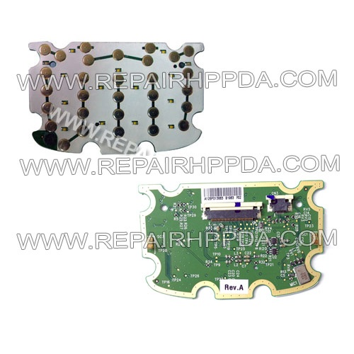 KEYPAD PCB/BOARD (Numeric) for Symbol MC55N0