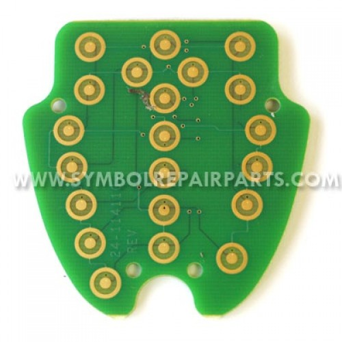 keypad pcb replacement for motorola symbol mt2070 mt2090 rh symbolrepairparts com Handheld Inventory Scanners Motorola Scanner