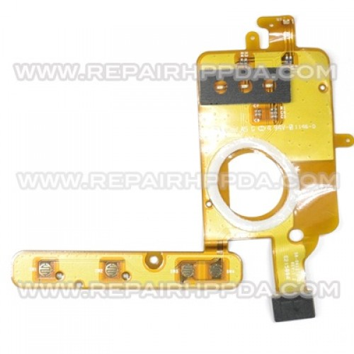 Keypad PCB with Flex Cable Replacement for Motorola Symbol WT41N0 VOW