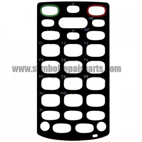 Keypad Plastic Cover (28 Keys)-Symbol MC3070 series