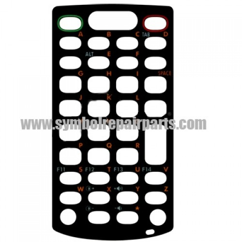 Keypad Plastic Cover (38 Keys)-Symbol MC3070 series