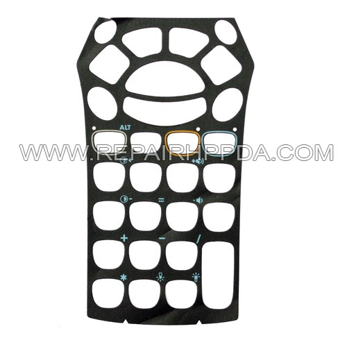 Keypad Plastic Cover Replacement (28 Keys) for Motorola Symbol MC9094-K