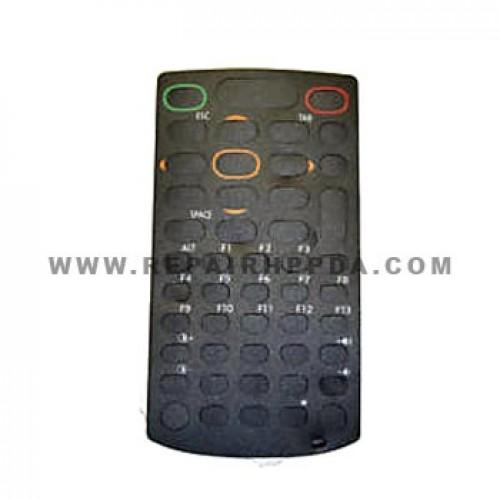 Keypad Plastic Cover Replacement (48 Keys) for Symbol MC3090-Z RFID