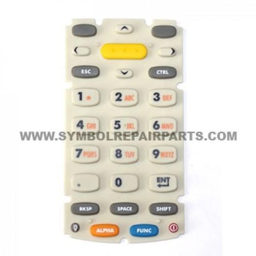 Keypad Replacement (28 Keys) for Symbol MC3000 series