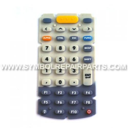 Keypad Replacement (38 Keys) for Symbol MC3000 series