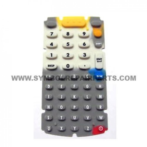 Keypad Replacement (48 Keys) for Symbol MC3090G