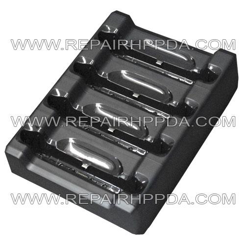 4-Slot Docking Cradle Charge Only (DC1000-4000C) for Motorola ET1