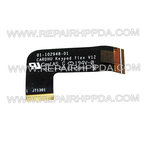 Keypad Flex Cable (01-102948-01) for Motorola Symbol MC36