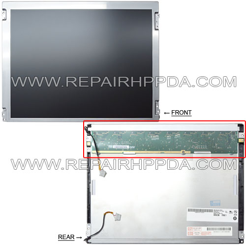 LCD Module (AUO) for Motorola Symbol VC5090 (Half Size)