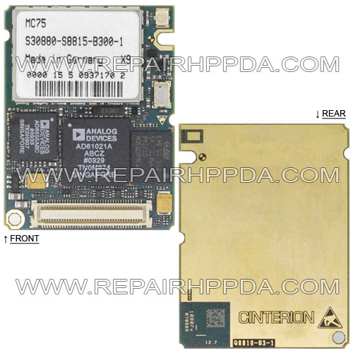 GSM/GPRS Radio Module (Cinterion MC75) for Motorola Symbol MC9094-K