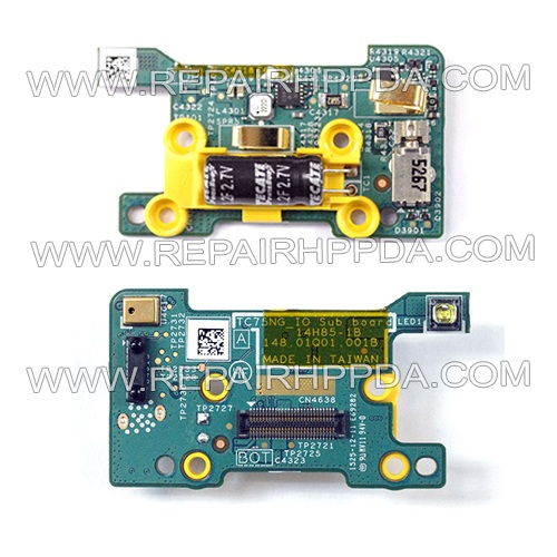IO Sub Board (MC75NG , 14801001001B) Replacement for Symbol TC75 TC75x