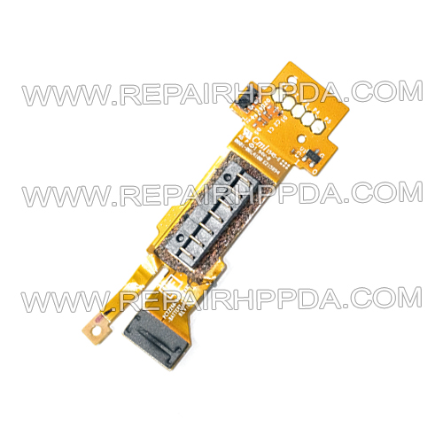 Battery Connector with Flex Cable Replacement for Symbol TC8000 TC80N0