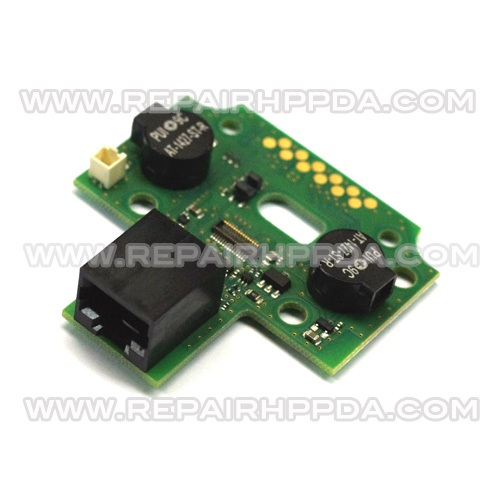 USB Ethernet Connector with PCB Replacement for Symbol DS9808