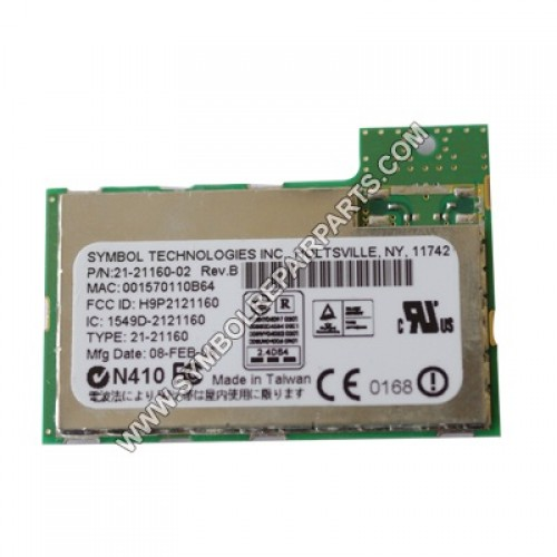 Wireless Card for Symbol VC5090 (21-21160-02)